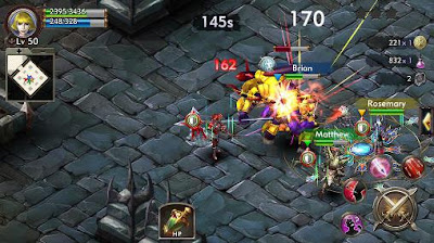 Download Game Fortress Legends Mod Apk Full Version For Android