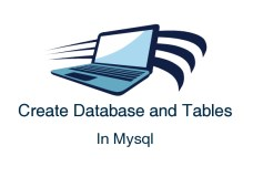 Mysql Me Database and Table Kese Bnaye