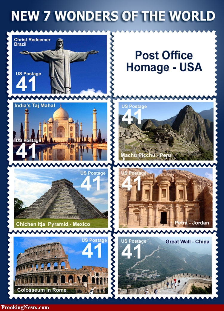 7graders: Week 3-2;The Seven Wonders of the World; Henry VIII  |7 Wonders Of The World 2012 With Name