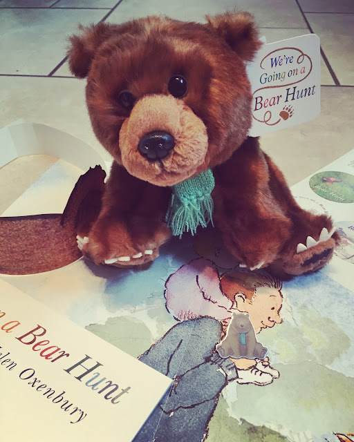 Bear Hunt goodies