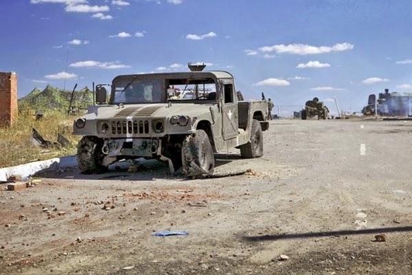 втрати HMMWV M1097A2
