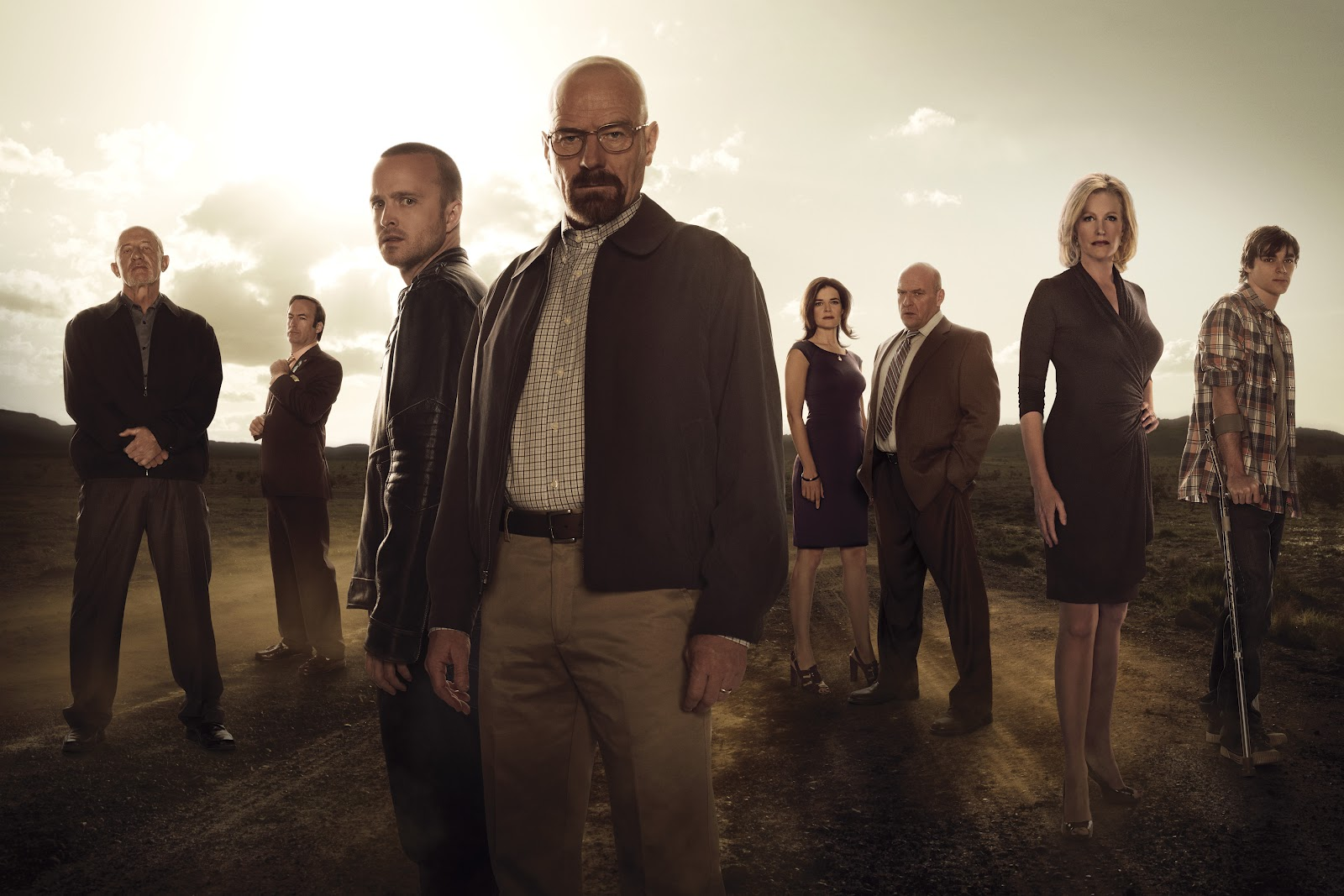 Breaking Bad: Temporada 5
