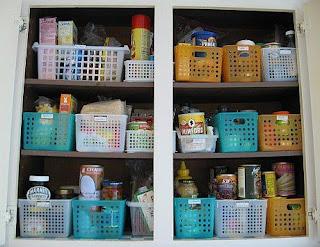 Cara Menyusun Barang Dalam Kabinet Dapur Desainrumahid