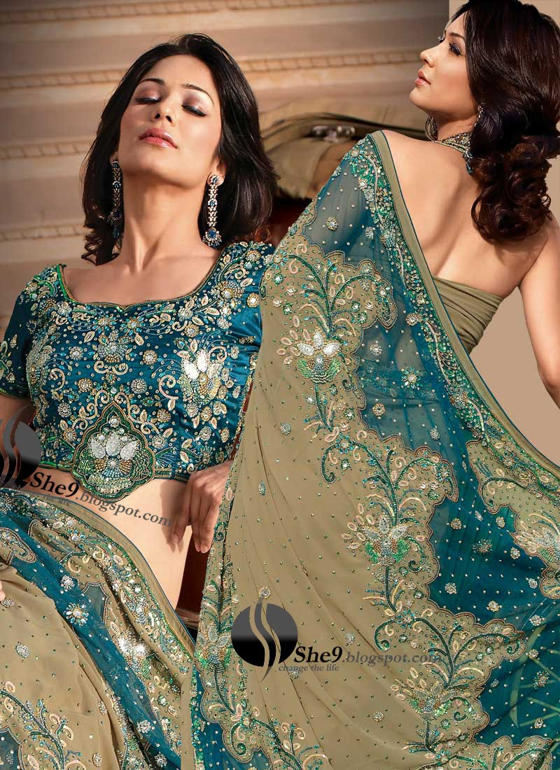 Latest Saree Fashion
