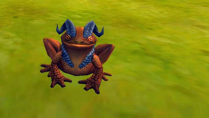 Pirate101 Horned Toad Hybrid