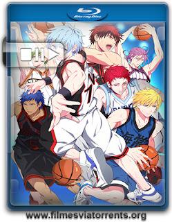 Kuroko no Basket 1ª Temporada Torrent - BluRay Rip