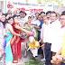 नवोदय ने गौ माता की सेवा कर मनाया मातृ दिवस