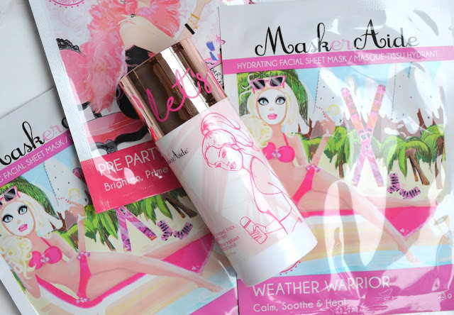 Maskeraide Let's Face It Purifying Cleansing Stick with Red Beet