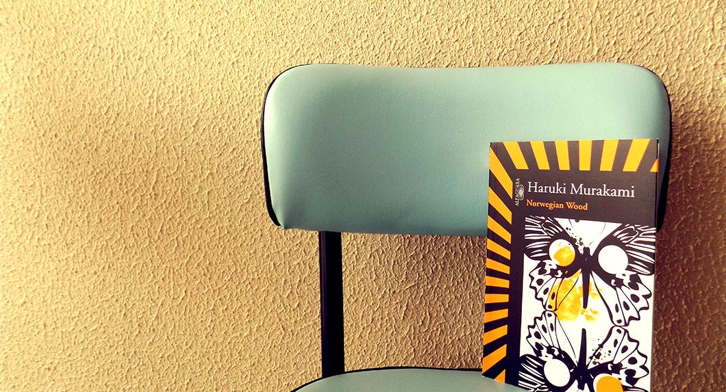 Resenha do livro Norwegian Wood, de Haruki Murakami, que inspirou o filme homônimo