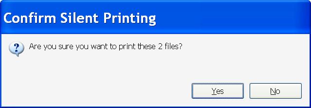 Custom-made Adobe Scripts: Acrobat/Reader -- Silently Print