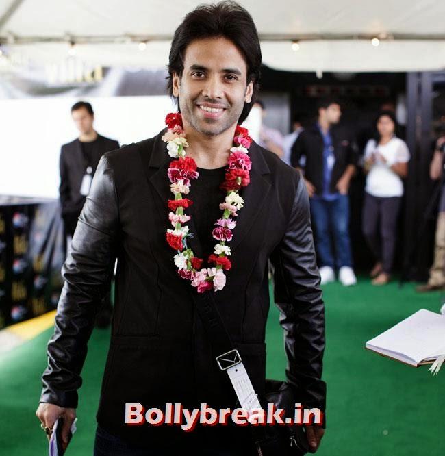Tusshar Kapoor, IIFA Awards 2014 Pics