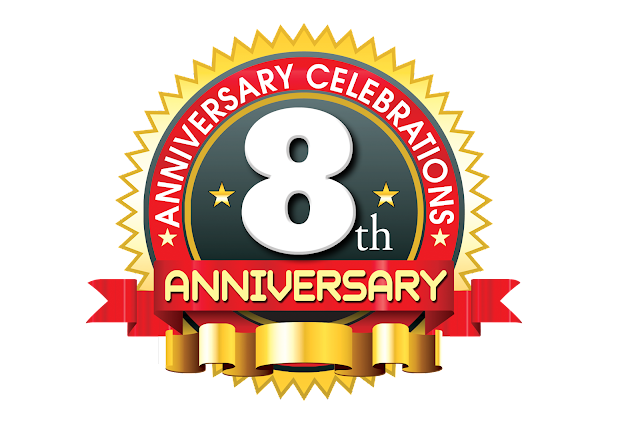 8th-Anniversary-ping-vector-psd-Logo-free-downloads-psdfiles.in