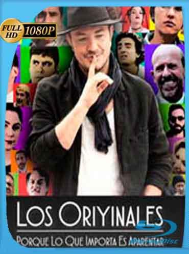 Los Oriyinales (2017) HD [1080p] Latino [Mega] Virlli-HD