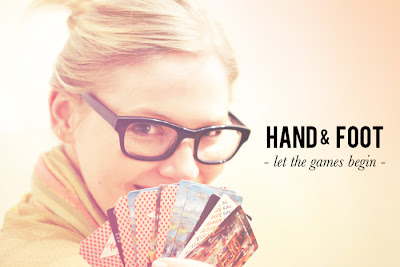 Hand and foot card game + free printable triple max tons.