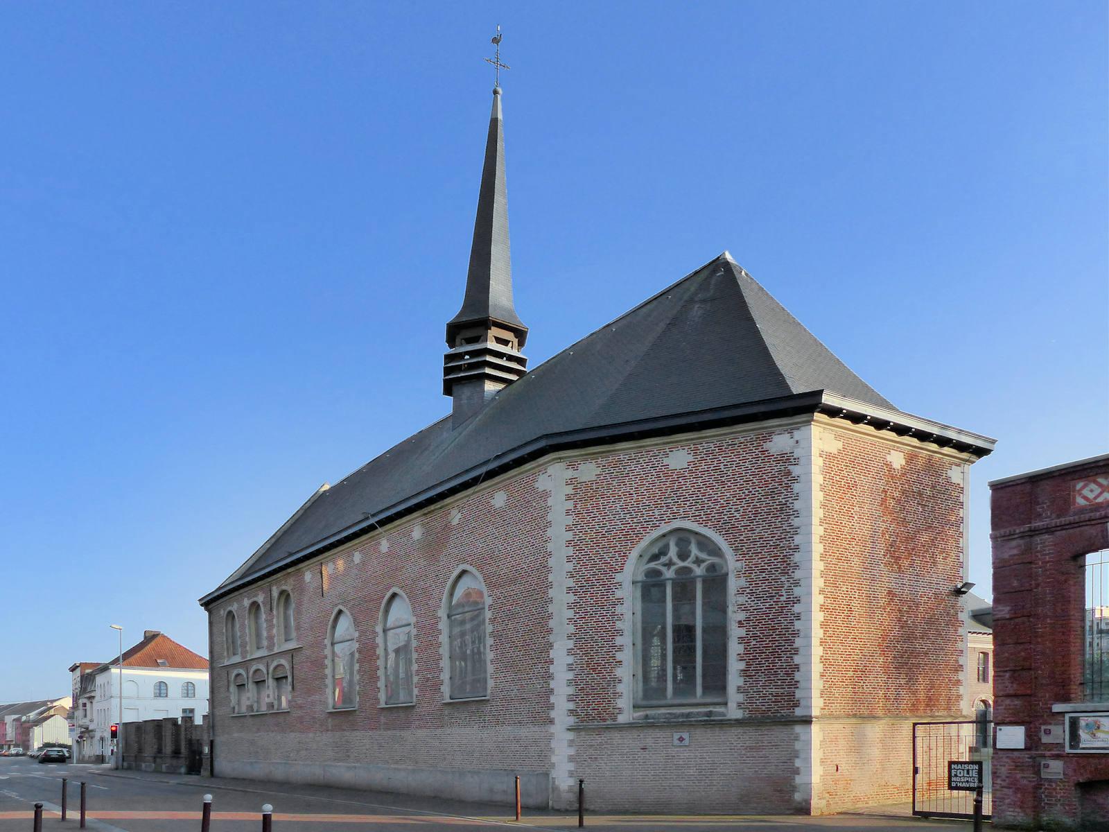 Chapelle de l'hospice d'Havré de Tourcoing
