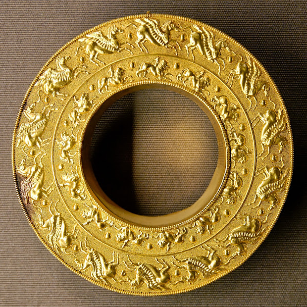 Realms Of Gold Etruscan Reel