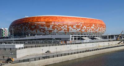 Mordovia Arena Rusia