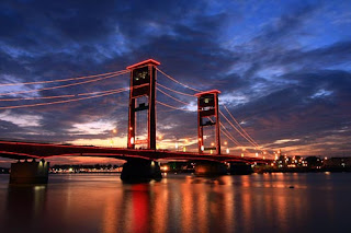 jembatan-terkenal-palembang