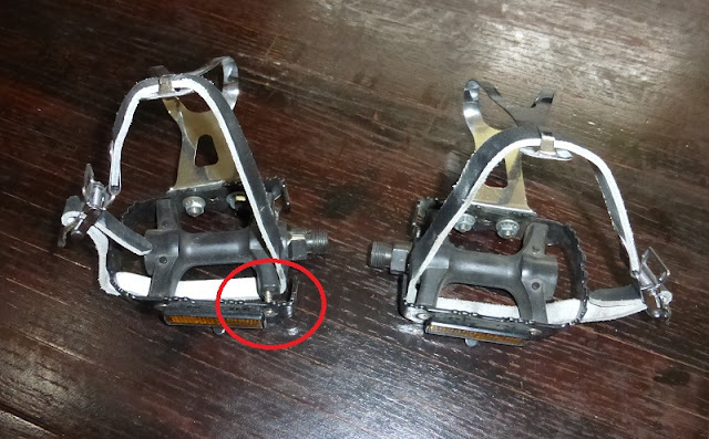 bike pedals with cheap plastic bodies