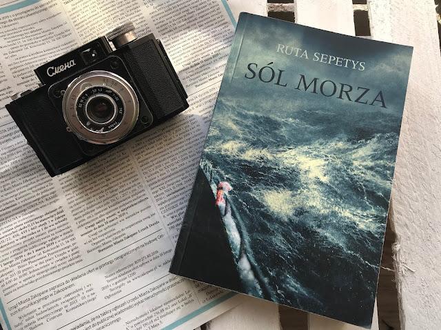 Ruta Sepetys - Sól morza
