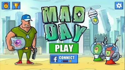 Download Mad Day MOD APK (Unlimited Money) v1.4.2 Offline