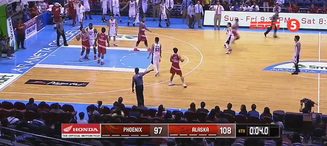 Alaska def. Phoenix, 108-97 (REPLAY VIDEO) August 29