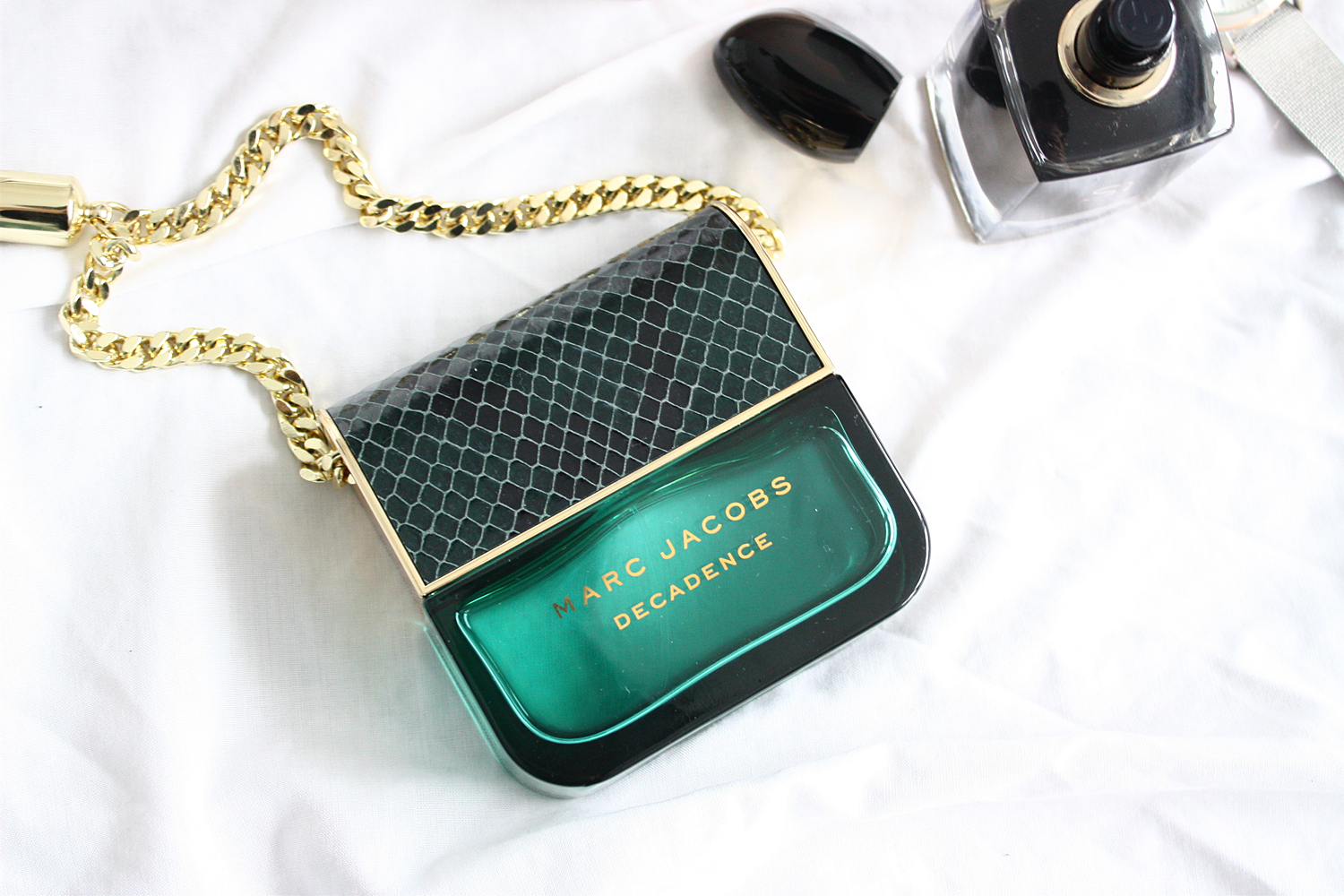 marc jacobs decadence opinie, giorgio armani si opinie, perfumy marc jacobs