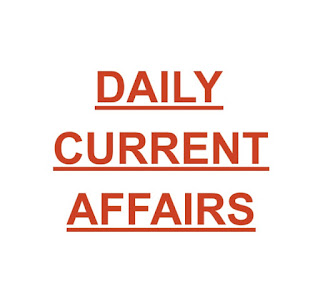 Daily Current Affairs(1 MAY 2019) Important for NDA-CDS-AFCAT-SSC