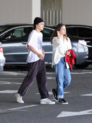 He is Johnny's youngest son with former partner Vanessa Paradis.