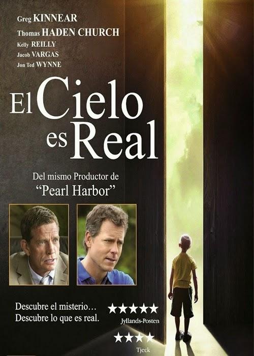 El Cielo Es Real 2014 Ntsc Dvdr Ingles Español Latino
