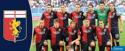 Genoa được ưu ái dành chiến thắng trong các cuộc soi kèo