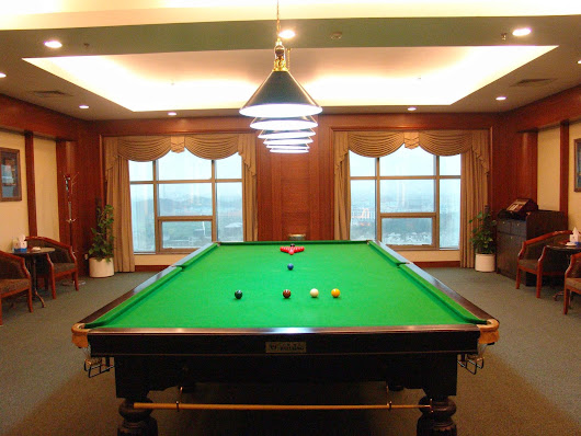 Perfect Finishing Touches on Your Billiard Room - A Room For Everyone