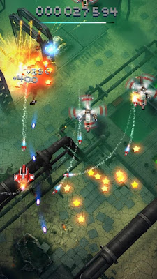 Sky Force Reloaded v1.66 Mod Apk Terbaru