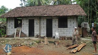 Program Bedah Rumah Dinsos  Lubuk Linggau Tahun 2017 Menghilang