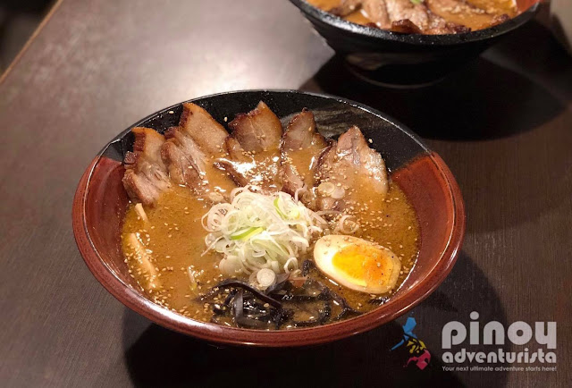 WHERE TO EAT RAMEN IN SAPPORO