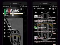 BBM MOD Juventus Full Fitur v3.0.1.25 APK New Version