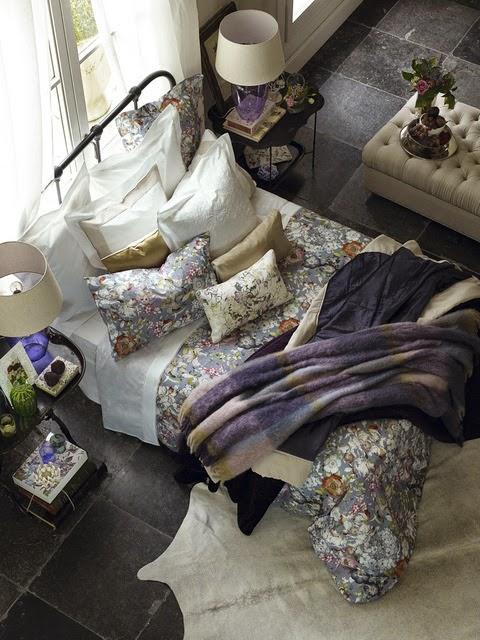 Adelanto Colección Otoño-Invierno 2014 de Zara Home
