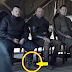 Game of Thrones diehard fans spotted water bottles behind the lord's feet