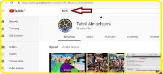 cara memutar video di youtube berulang ulang