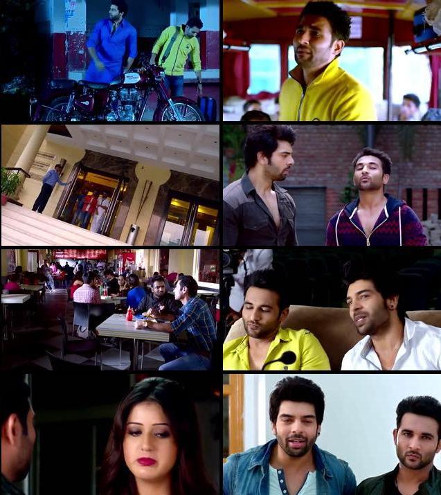 What The Jatt 2015 Punjabi 480p DVDRip 350mb
