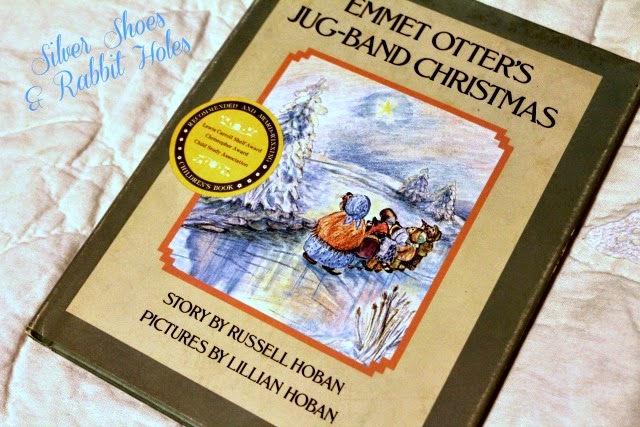 Emmet Otters Jug Band Christmas Book.Silver Shoes Rabbit Holes Emmet Otter S Jug Band Christmas