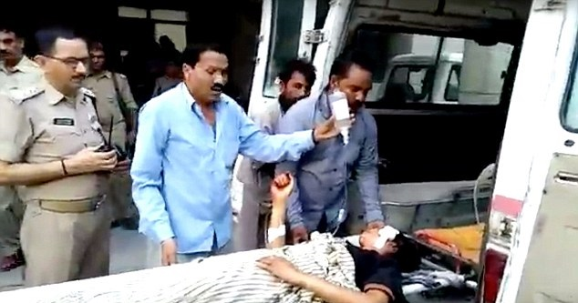 Girl Fights For Life After Her Father & Brother Shot Her In The Face In Attempted Honour Killing