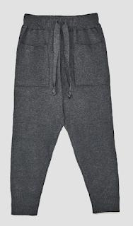 pantalon de jogging zara