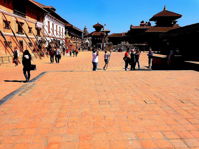 Durbar Square - Melting Pot of Energy
