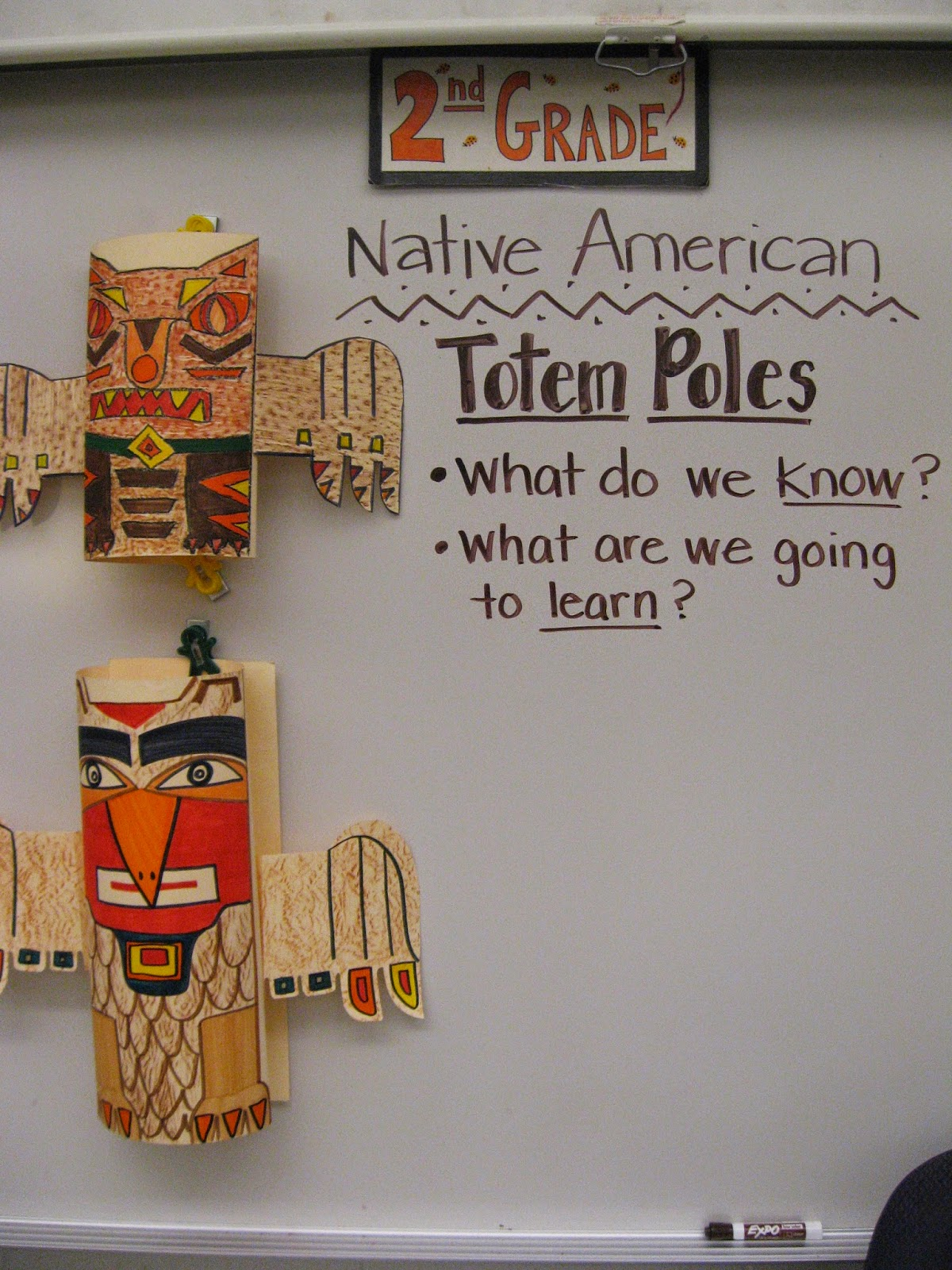 Students Will Create Their Own Totem Pole