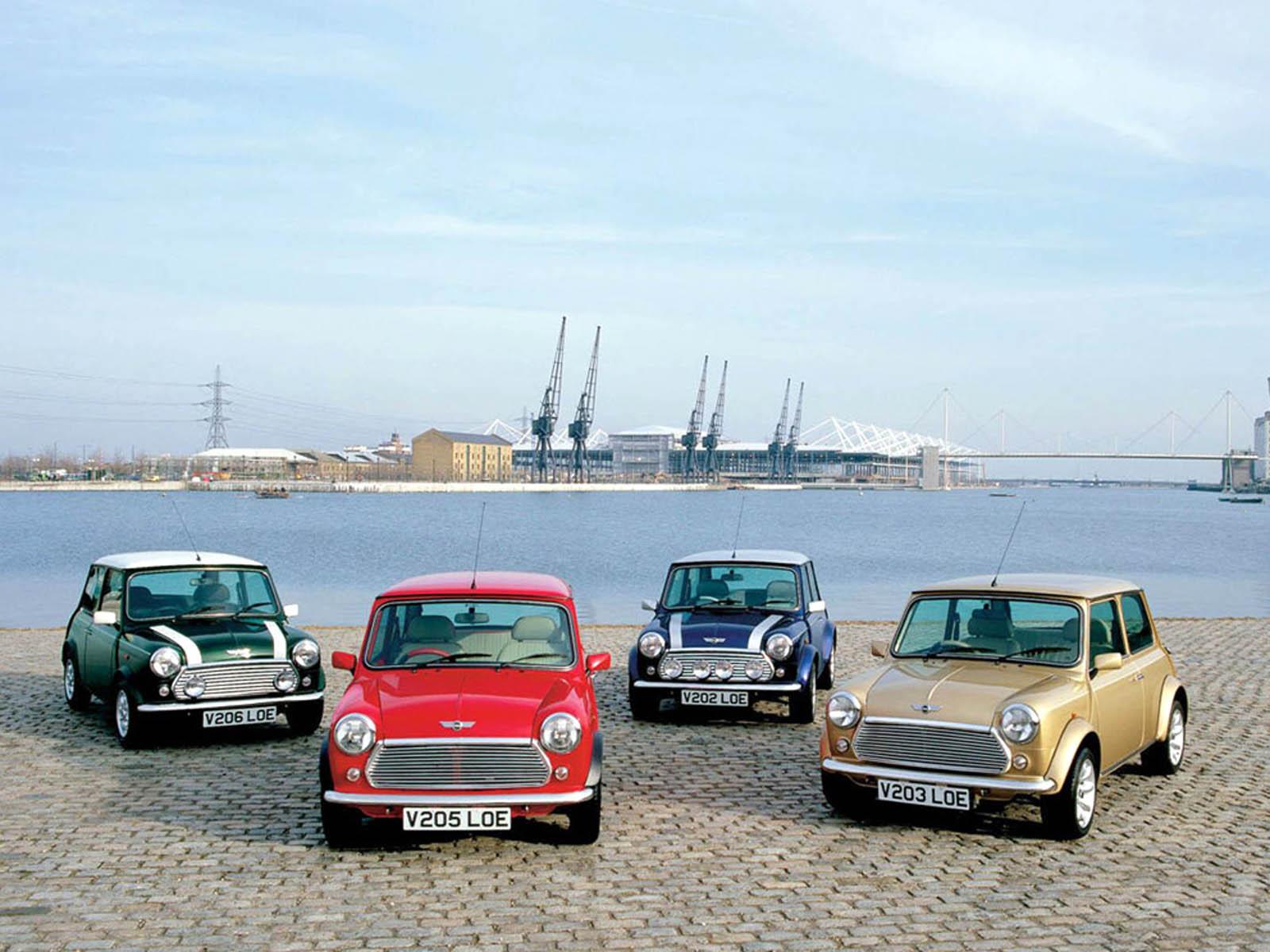 Wallpapers Mini Cooper Classic Car Wallpapers