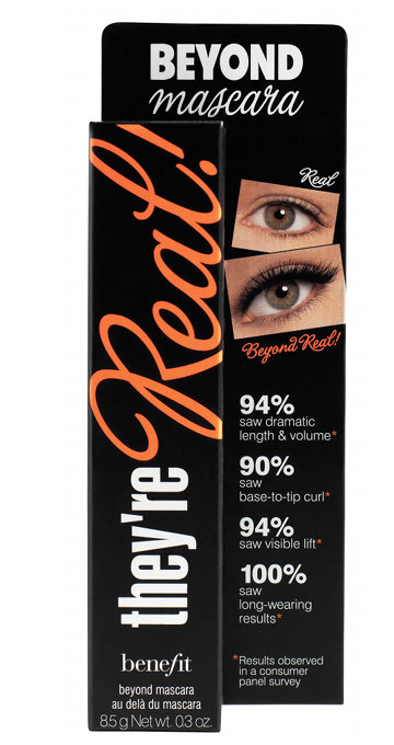 Benefit They're Real Mascara Packaging