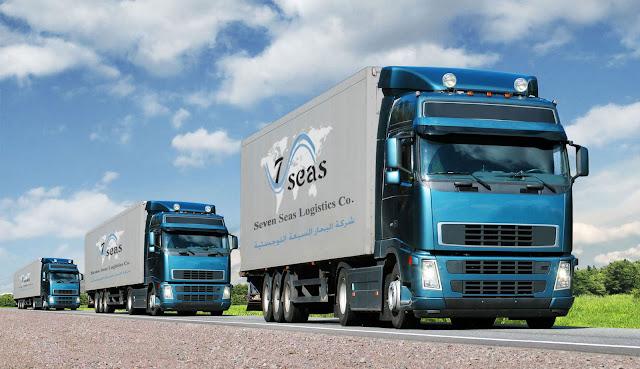 Lowongan Kerja bagian Staff Administrasi dan Supir Truck di PT Seven Seas Logistics (Lulusan SMA/SMK/Setara/D3/S1)