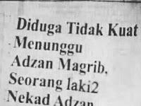 Yang Baku Itu Adzan atau Azan?