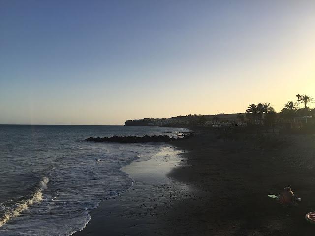 playa bahia feliz